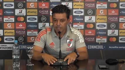 """Marcelo Gallardo habló de """"las miserias"""" y la decadencia del fútbol argentino"""