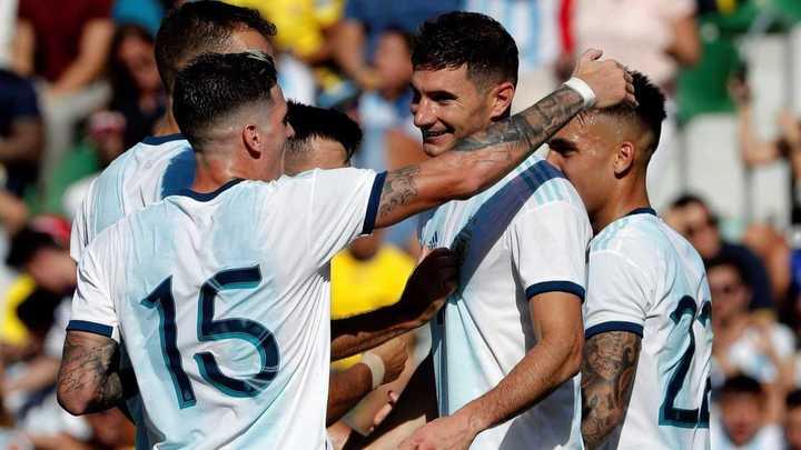 El resumen de Argentina frente a Ecuador