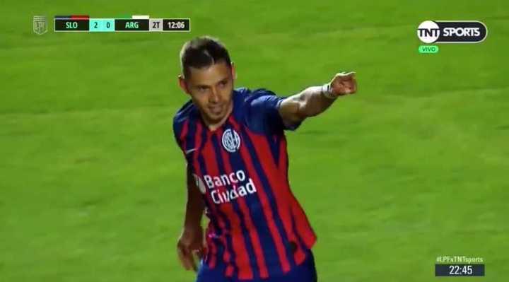 El terrible gol de Ángel Romero desde otros ángulos