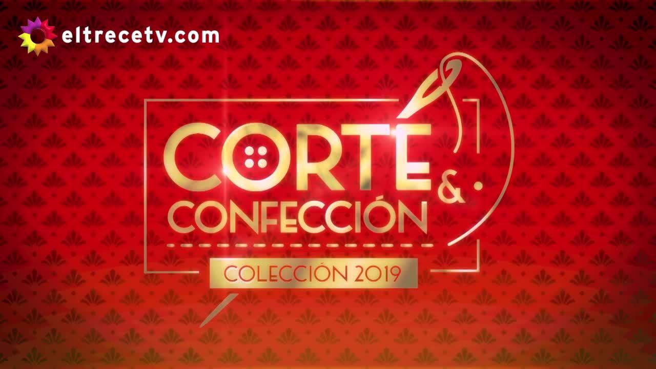 Primer Programa De Corte Y Confeccion Coleccion 2019 Eltrece